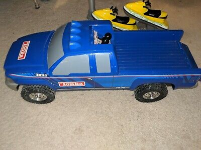 power wheels truck and trailer