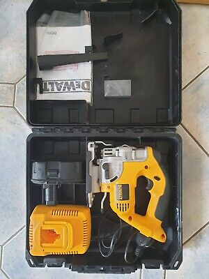 DEWALT DC330 18v Jigsaw XRP with case, charger and battery