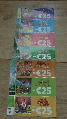 Plopsaland and Holiday park discount coupons kortings
