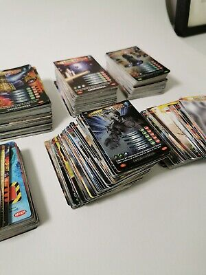 600+ Doctor Who Battles in Time Trading Cards Job Lot Bundle