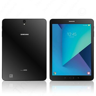Galaxy Tab S3 SM-T820 Black WiFi 32GB 9.7in Android Tablet