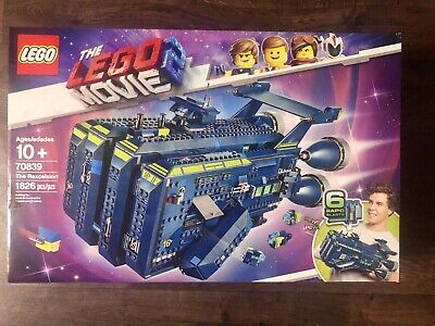 The Lego Movie 2 The Rexcelsior! Lego Set (70839) Brand New and Sealed!