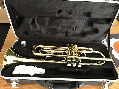 Trumpet for beginners with case