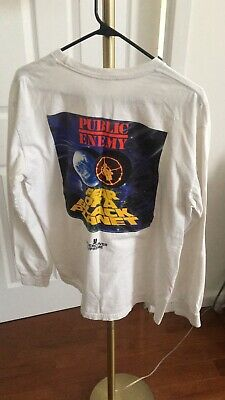 07025aa0c243 Supreme Undercover Public Enemy Long Sleeve Counterattack On World Supremacy