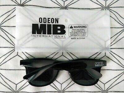 MIB Men In Black International ODEON Sunglasses Glasses, Promotional Movie NEW
