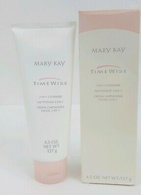 Mary Kay Timewise 3-in-1 Cleanser #869200 RARE VINTAGE new old stock