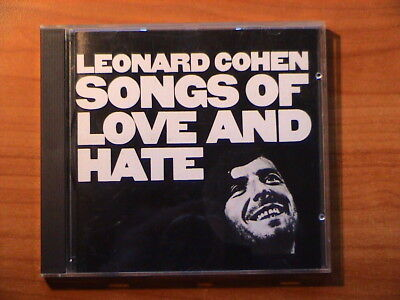Leonard Cohen - Songs from love and hate