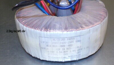 Toroidal isolating Transformers