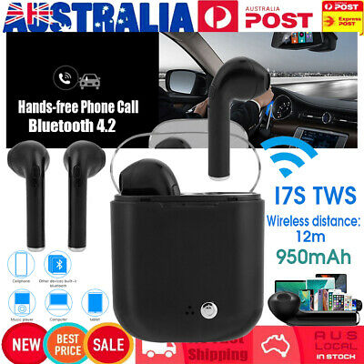 Wireless Bluetooth Earbuds Earphones Headphones for Samsung Android