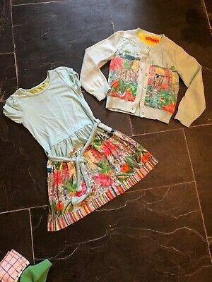 Oilily stunning girls set age 4-5yrs