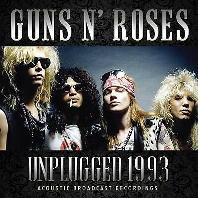 Guns N Roses  Live Unplugged 1993 Concert Cd