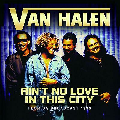 Van Halen  AIN'T NO LOVE IN THE CITY - Live CD *sealed*