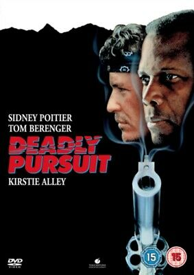 Deadly Pursuit (DVD, 1988) *NEW/SEALED* 5017188884921, FREE P&P