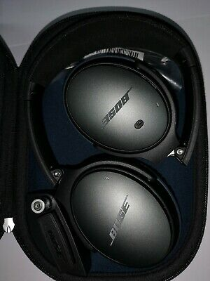 Bose QuietComfort 25 (QC 25) Over the Ear Wired Headphones - Silver/Black