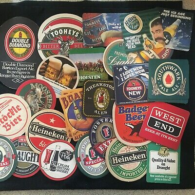 75 Beer Alcohol Related Drinking Club Coasters 300g total weight