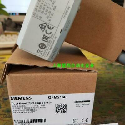 1PC NEW SIEMENS QFM9160 Duct type temperature and humidity sensor