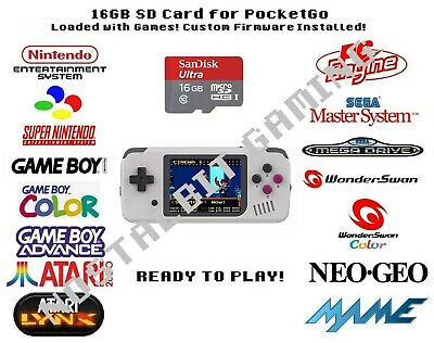 16GB SD CARD loaded Nintendo Wii Loaded with thousands of