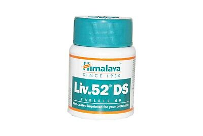 3 X Liv 52 Ds 60 Tablets,Himalaya Herbals Liv 52  Double Strength,