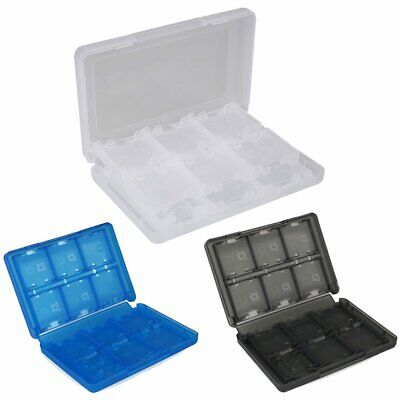 28 in 1 Game Cartridge Card Case Organizer Protector For Nintendo DSi 3DS EU