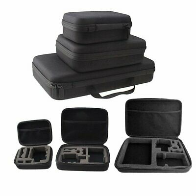 Shockproof Carry Case Storage Protective Bag Box for GoPro Hero 1 2 3 3+ 4  XW