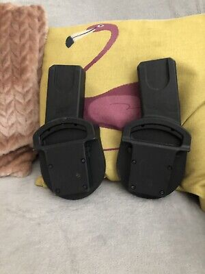 Mamas & Papas Cybex Aton Car Seat Adapters for Sola, Urbo & Zoom Pushchairs