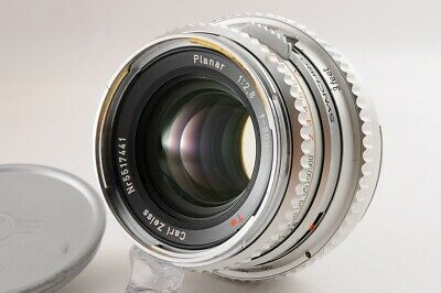 【MINT】HASSELBLAD Carl Zeiss Plannar C 80mm F/2.8 T* Silver Lens From JAPAN