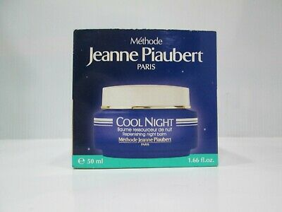 """ JEANNE PIAUBERT - Paris "" COOL NIGHT Baume Ressourceur de Nuit 50ml"