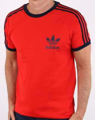 59bfbd4a0a6a1 ADIDAS ORIGINALS STANDARD TREFOIL T SHIRT MEN'S WHITE SUMMER HOLIDAY ...