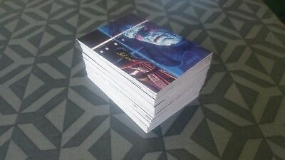 Lot 90 cartes star wars topps shadows of the empire