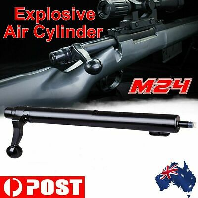 Gel blaster Explosive Air Cylinder with 1.1 Wire Spring for GJ M24 Upgrade