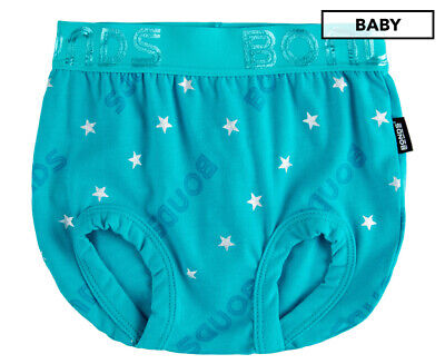 Bonds Baby Briefs - Teal