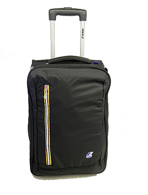 Trolley K-Way k-pocket upright S 0A2 nero