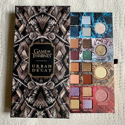 Genuine URBAN DECAY Game Of Thrones Palette BNIB Limited Edition