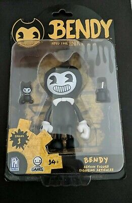 Bendy And The Ink Machine Bendy Action Figure Toy Series 1 5 inch