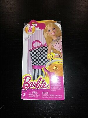 Barbie Fashionista*Pak*Iconic Style*Mint In Package*2014