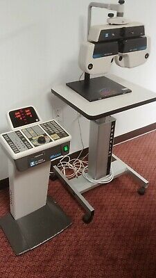 Marco | Nidek RT-1200S Refractor Auto Photopter, Controller & Stand