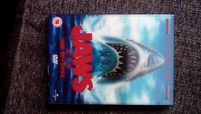 'Jaws' 3 film dvd box set (Jaws 2,3 and The Revenge)