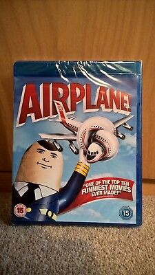 Airplane! [Blu-ray] Brand new and sealed