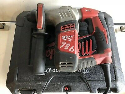 Milwaukee PLH 20 SDS Plus  Hammer Drill 110V   GWO