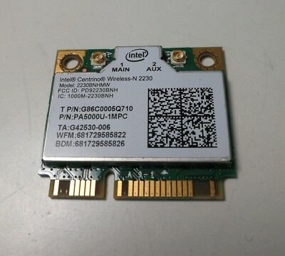TOSHIBA SATELLITE M35X-S3491 INTEL 802.11BG MINI-PCI WIFI DRIVERS FOR MAC