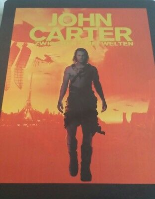 Steelbook John Carter import german blu-ray VF incluse
