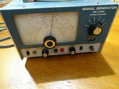 Antique Camera Signal Generator SG-1000 Monacor de 1980