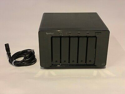 Synology DiskStation 5-Bay (Diskless) Network Attached Storage DS1512+