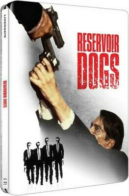 RESERVOIR DOGS - Blu-ray Steelbook UK Zavvi VO neuf sous blister