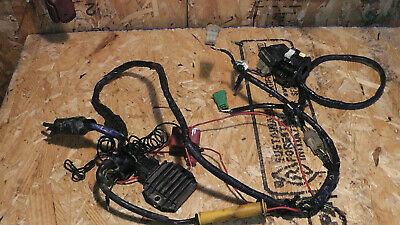 02 HONDA TRX400EX Wire Harness Electrical Wiring - $64.99 ... on