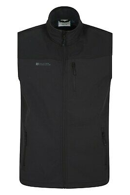 Mountain Warehouse Grasmere Mens Gilet Water-resistant & Breathable