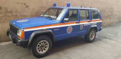 Jeep Cherokee  2.1L Td, Ex Civil Protection Service In Italy