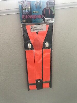 SUSPENDERS WITH DIFFERENT COLORS MUSTACHE/'S  SUSPENDERS PUNK ROCK EMO GOTHIC