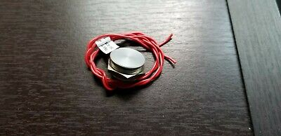 Piezo Switch APEM with Bare Wire Ends