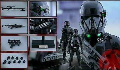 Hot Toys 1/6 Star Wars Rogue One Death Trooper MMS398